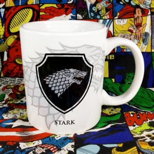 Buy Mug Stark Game of Thrones Darewolf Cup merchandise collectibles