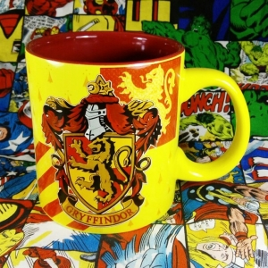 Buy Ceramic Mug Gryffindor Harry Potter Cup merchandise collectibles