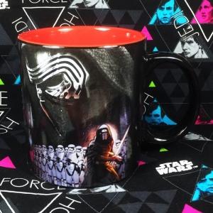 Buy Ceramic Mug Star Wars Kylo Ren Cup merchandise collectibles