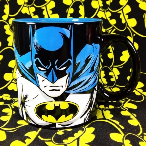 Buy Ceramic Mug Batman DC Comics Classic Cup merchandise collectibles