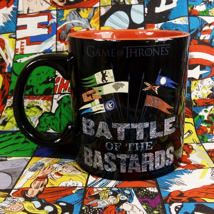 Buy Mug game of Thrones Battle of Bastards Cup merchandise collectibles