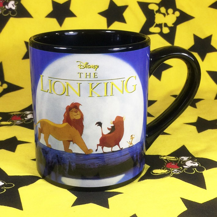 Buy Ceramic Mug Lion King Disney Timon Pumba Cup merchandise collectibles
