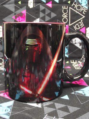 Buy Ceramic Mug Star Wars Kylo Ren 7 VII Cup