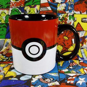 Buy Ceramic Mug pokeball pokemon Cup
