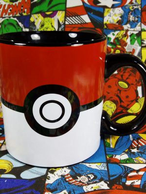 Buy Ceramic Mug pokeball pokemon Cup