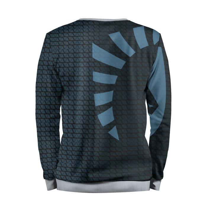 Merchandise Sweatshirt Team Liquid Uniform Big Logo Dota 2 Jacket