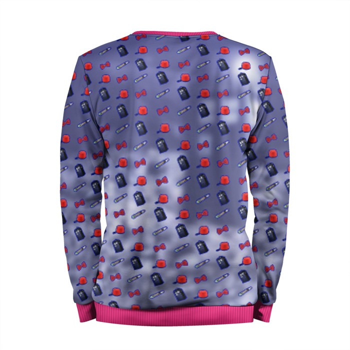 Collectibles Sweatshirt Doctor Who Pattern Screwdriver