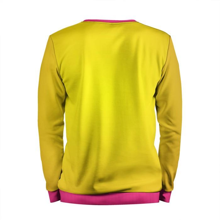 Collectibles Sweatshirt Overwatch Junkrat Yellow