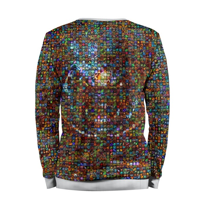 Merch Sweatshirt Ability Draft Logo Dota 2 Jacket