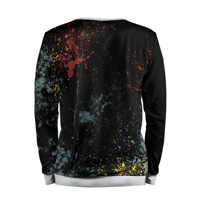 Merchandise Sweatshirt Bounty Hunter Bloody Look Dota 2 Jacket