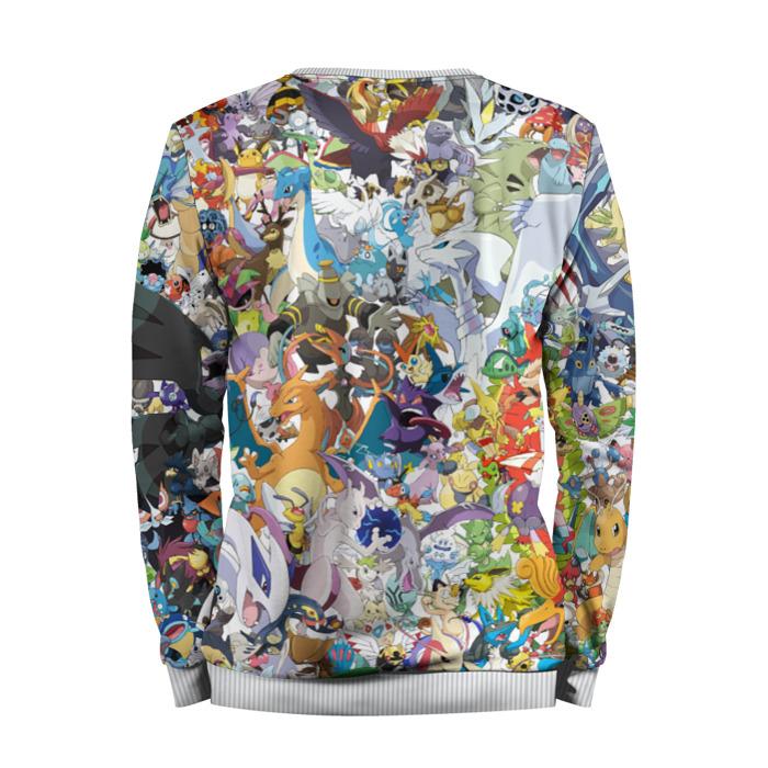 Collectibles Sweatshirt Pokemon Go Poster Print