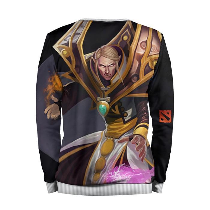 Merchandise Sweatshirt Invoker Exort Dota 2 Jacket