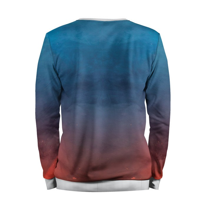 Merch Sweatshirt Dota 2 Logo Pullover Print