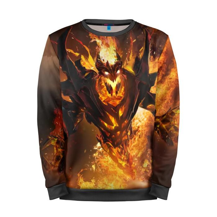 Merchandise Sweatshirt Shadow Fiend Demon Eater Dota 2 Jacket