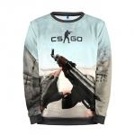 Merch Sweatshirt Counter Strike Global Offensive Ak-47