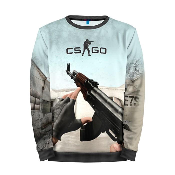 Collectibles Sweatshirt Counter Strike Global Offensive Ak-47