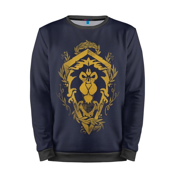 Collectibles Sweatshirt Alliance Logo World Of Warcraft