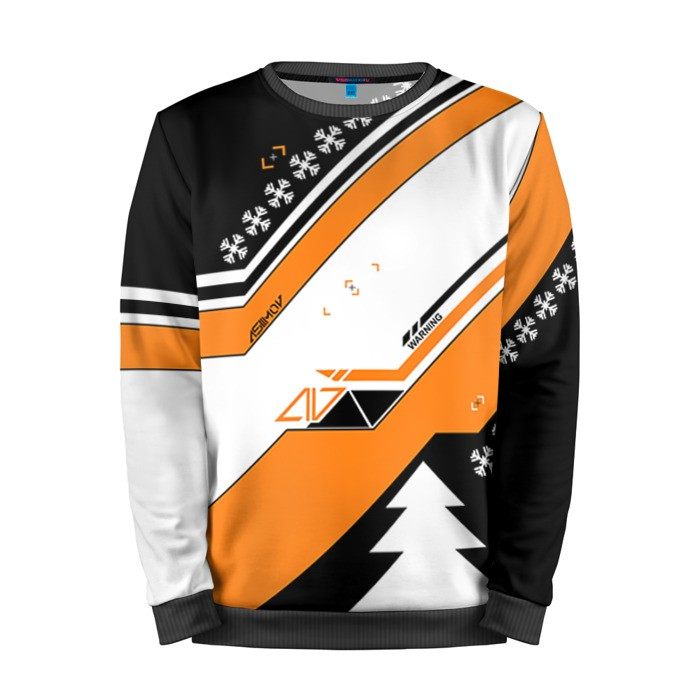 Merch Sweatshirt Christmas Cs:go Asimov Counter Strike