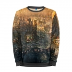 Merch Sweatshirt Fallout Post Apocalypse Merch