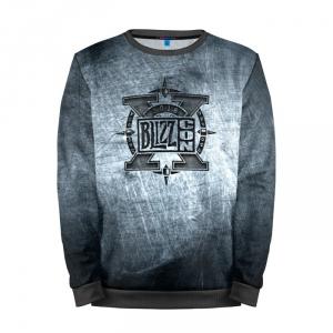 Buy Mens Sweatshirt 3D: BlizzCon 2 Logo Blizzard Merchandise collectibles