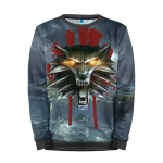 Collectibles Sweatshirt Amulet Charm The Witcher