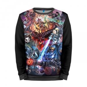 Buy Mens Sweatshirt 3D: Blizzard 7 Heroes of the storm Merchandise collectibles