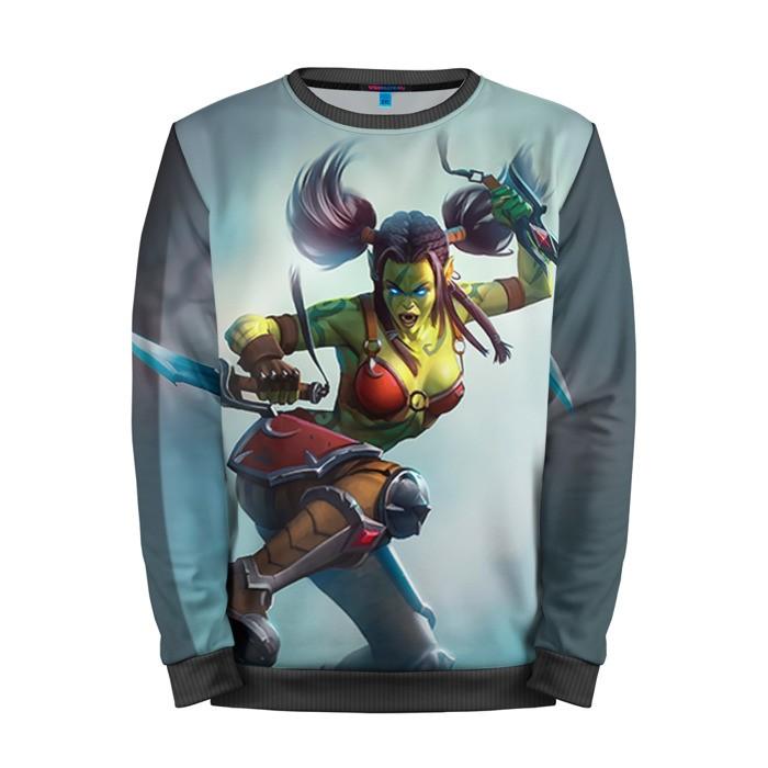 Buy Mens Sweatshirt 3D: World of Warcraft Men's Sweaters merchandise collectibles
