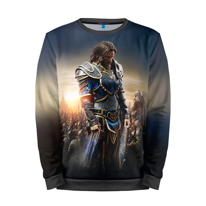 Buy Mens Sweatshirt 3D: 29 World of Warcraft cosplay merchandise collectibles