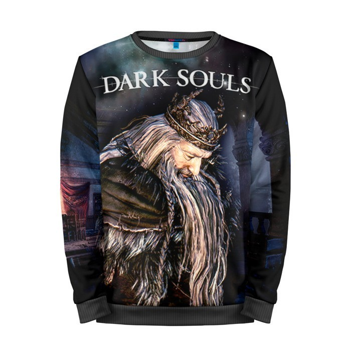 Buy Mens Sweatshirt 3D: Dark Souls 4 props merchandise collectibles