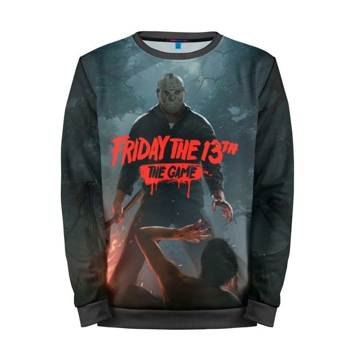 Buy Mens Sweatshirt 3D: Friday Five Nights At Freddy's Apparel merchandise collectibles