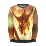 Merch Sweatshirt Dragon Witcher