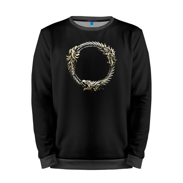 Buy Mens Sweatshirt 3D: TES 8 The Elder Scrolls Merchandise collectibles