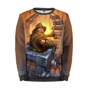 Buy Mens Sweatshirt 3D: HS 5 Hearthstone Merchandise collectibles