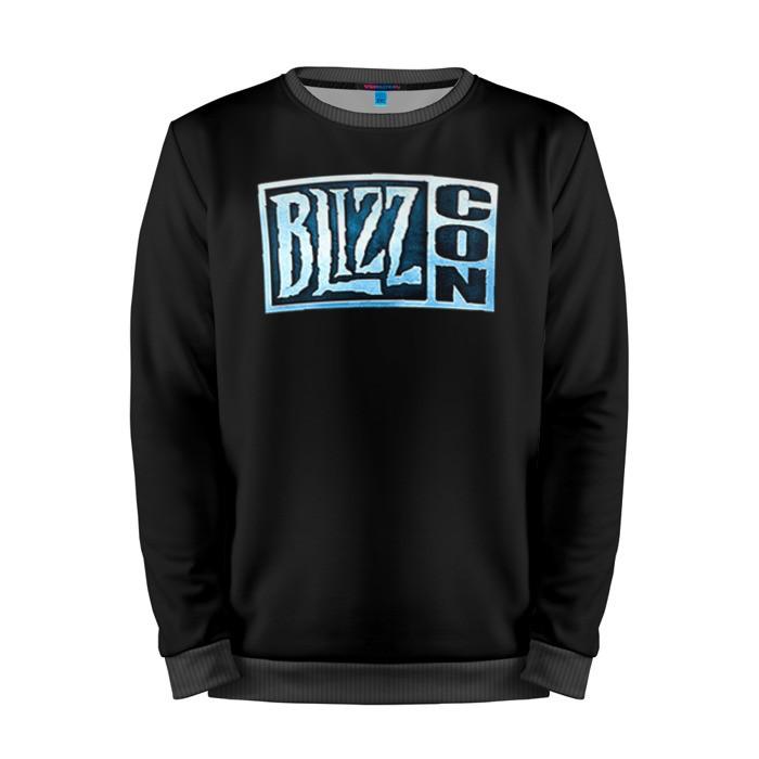 Buy Mens Sweatshirt 3D: BlizzCon Blizzard logo Merchandise collectibles