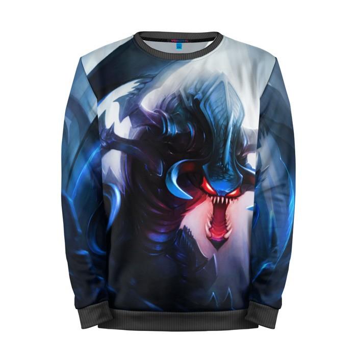 Buy Mens Sweatshirt 3D: League Of Legends Cho'Gath merchandise collectibles