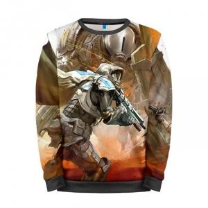 Buy Mens Sweatshirt 3D: Destiny 10 Console merchandise collectibles