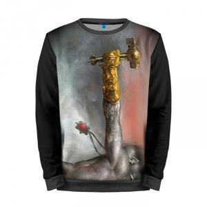 Buy Mens Sweatshirt 3D: Divider The Elder Scrolls Merchandise collectibles