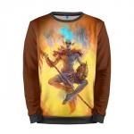 Merch Sweatshirt Vivec Elder Scrolls