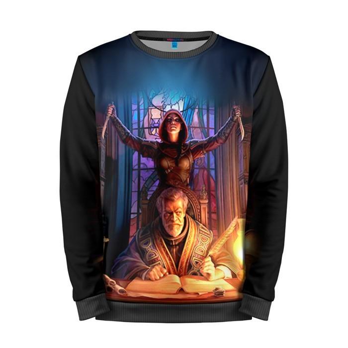 Buy Mens Sweatshirt 3D: TES 9 The Elder Scrolls Merchandise collectibles