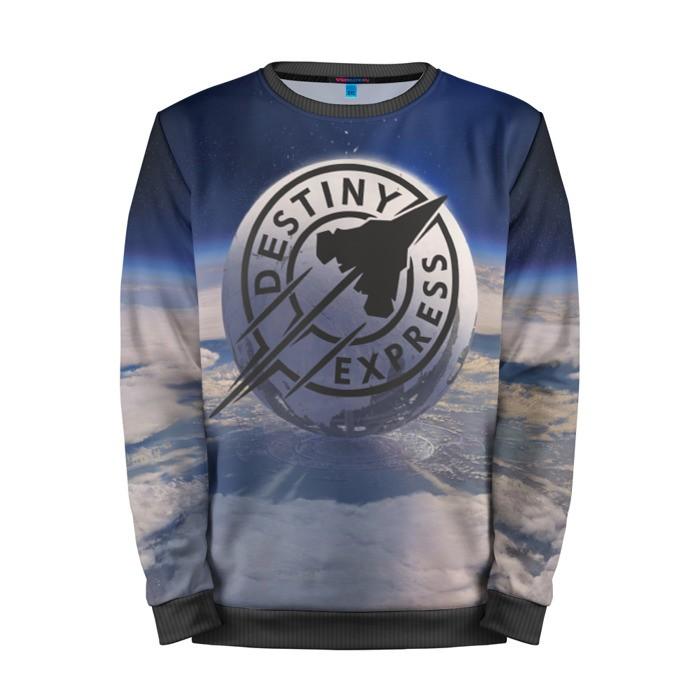 Buy Mens Sweatshirt 3D: Destiny Express Destiny Merchandise collectibles