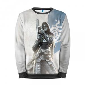 Buy Mens Sweatshirt 3D: Blue Destiny merchandise collectibles