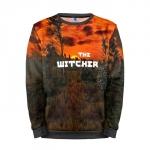 Merch Sweatshirt Witcher Game