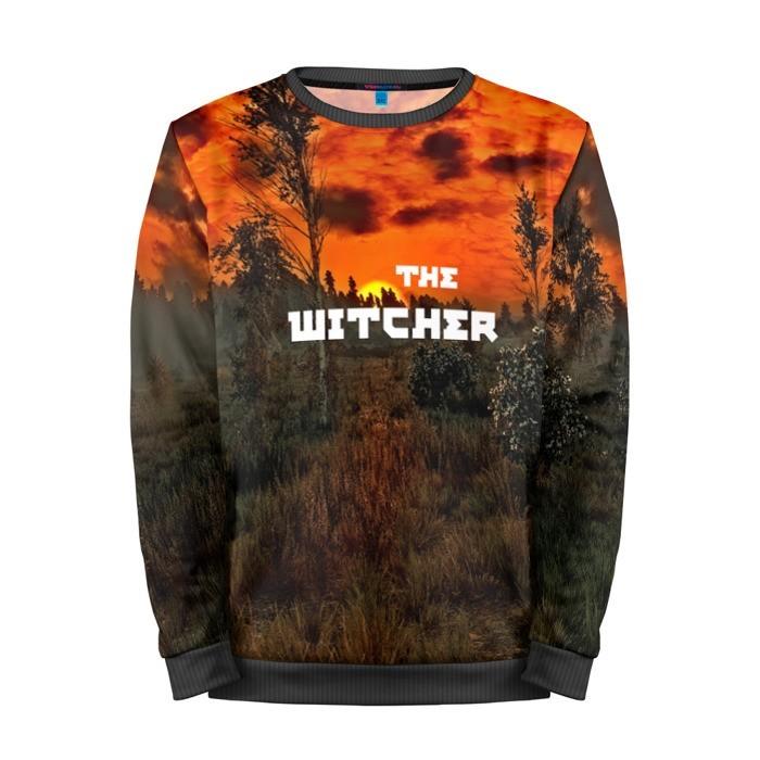 Buy Mens Sweatshirt 3D: The Witcher Game Merchandise merchandise collectibles