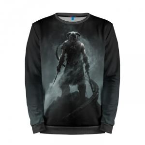 Buy Mens Sweatshirt 3D: Skyrim Dovahkiin Merchandise collectibles