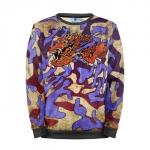 Merchandise Sweatshirt Cs Go Dragon King Counter Strike