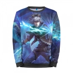 Merch Sweatshirt Ezreal Rising Spell Force League Of Legends