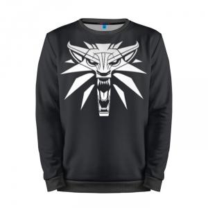 Buy Mens Sweatshirt 3D: Sweater The Witcher merchandise collectibles