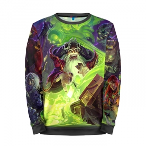 Buy Mens Sweatshirt 3D: HS 2 Hearthstone Merchandise collectibles