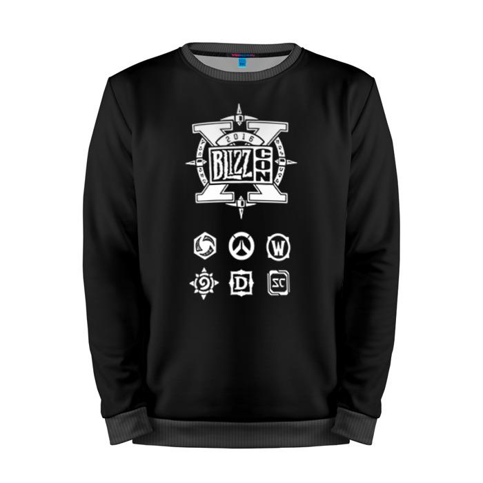 Buy Mens Sweatshirt 3D: BlizzCon 5 Diablo Hearthstone Merchandise collectibles