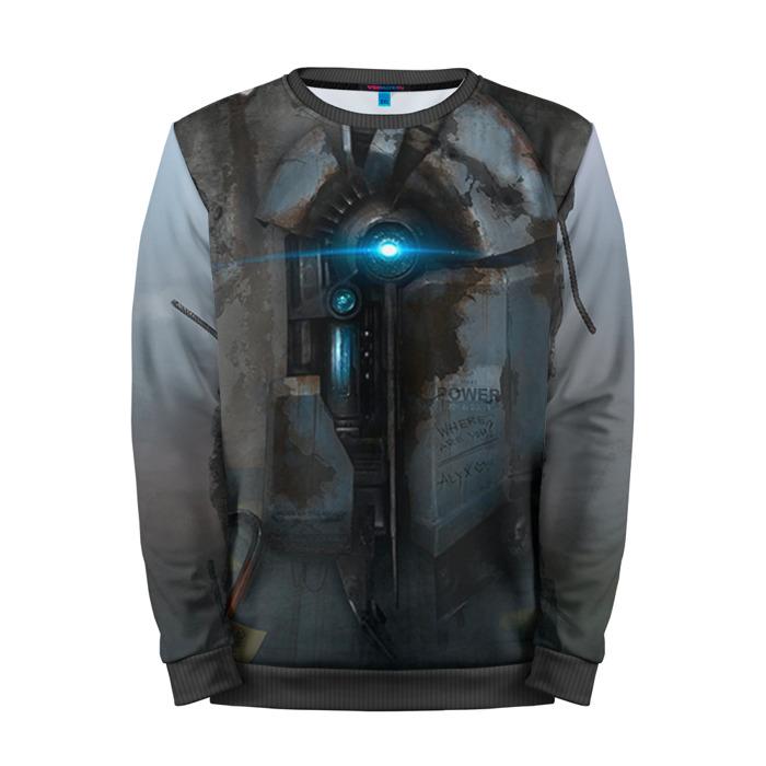 Buy Mens Sweatshirt 3D: Half Life Illustration merchandise collectibles